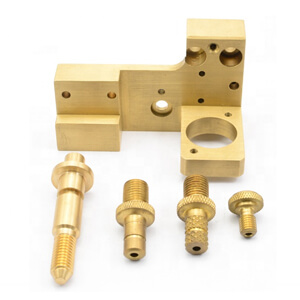Brass Machining services