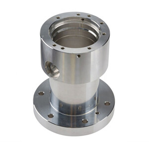 CNC Stainless Steel Machined Parts