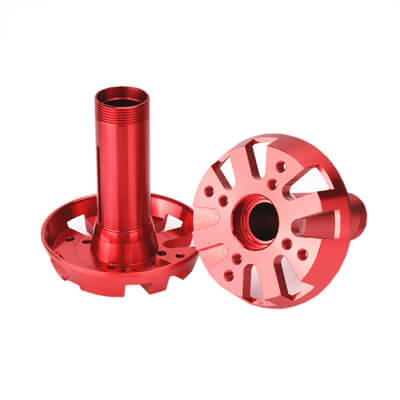 custom precision machined parts