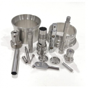 Custom CNC Titanium Components