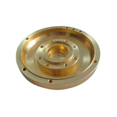 OEM CNC Milling 360 Brass Parts